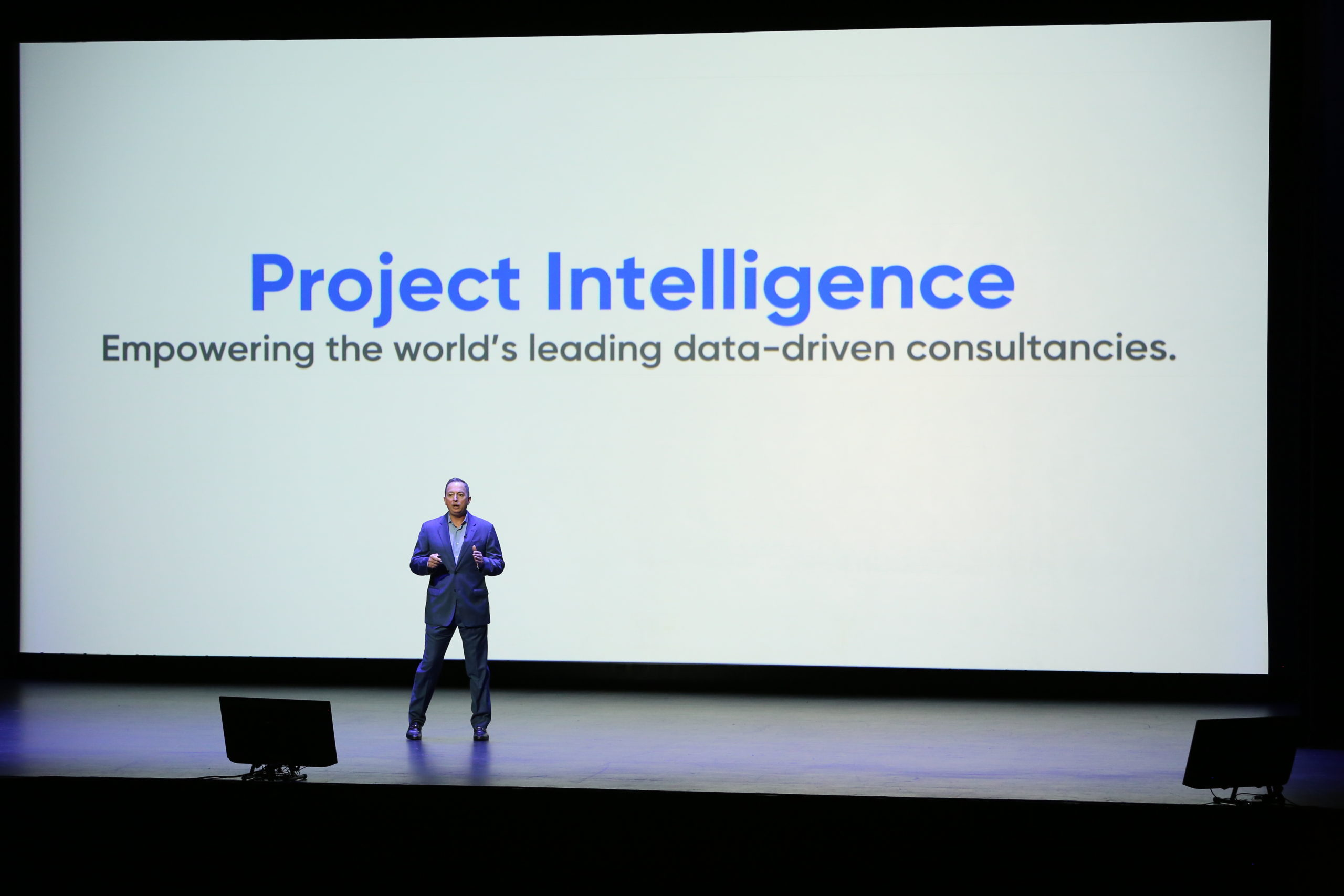 """BST Global Presents """"The Journey to Project Intelligence"""""""